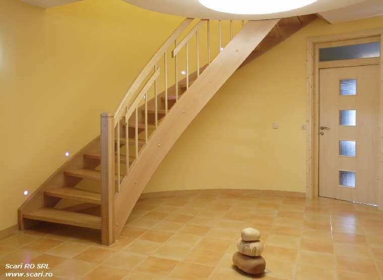 Scari RO – Mii de modele de scari interioare!