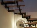 Scara cu structura metalica model Berlin