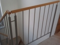 scara de interior - balustrada metalica