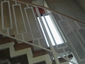 Balustrada scara de interior