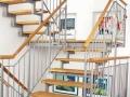 Scari cu structura metalica - model Berlin