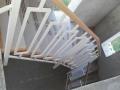 Balustrada metalica - din teava patrata